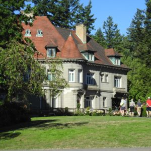 Pittock Mansion 7-14-19